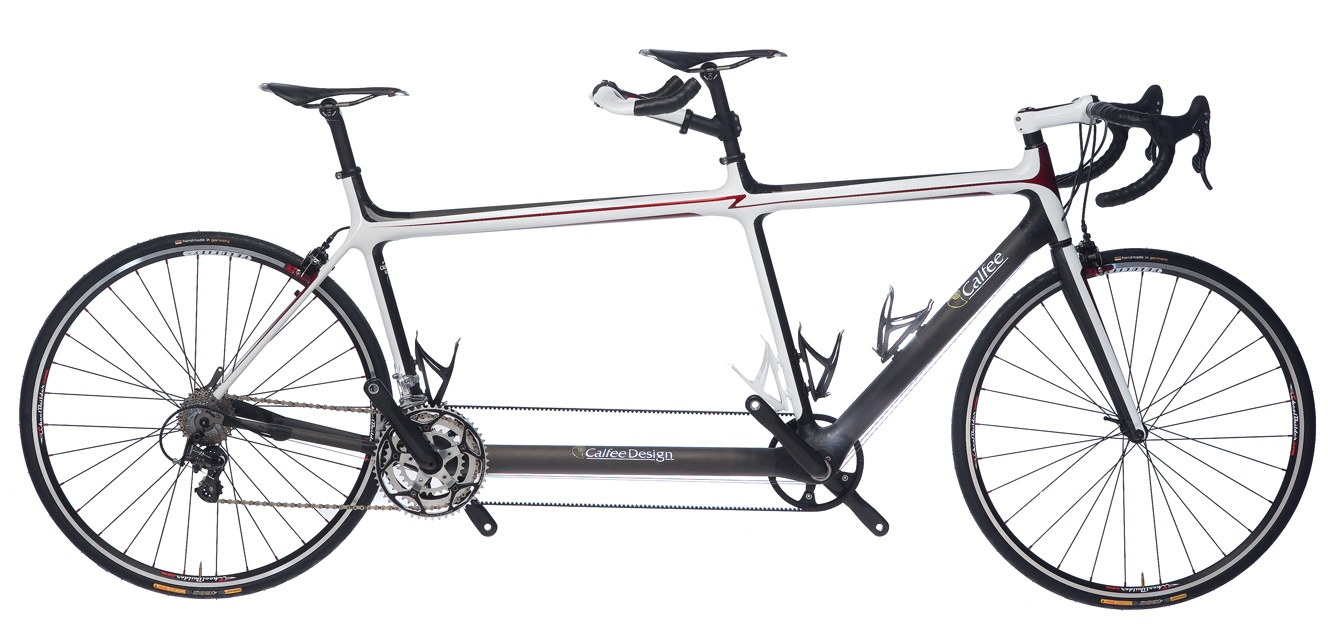 If we were going to spend a lot of money on a road tandem, it would have to be a Calfee.