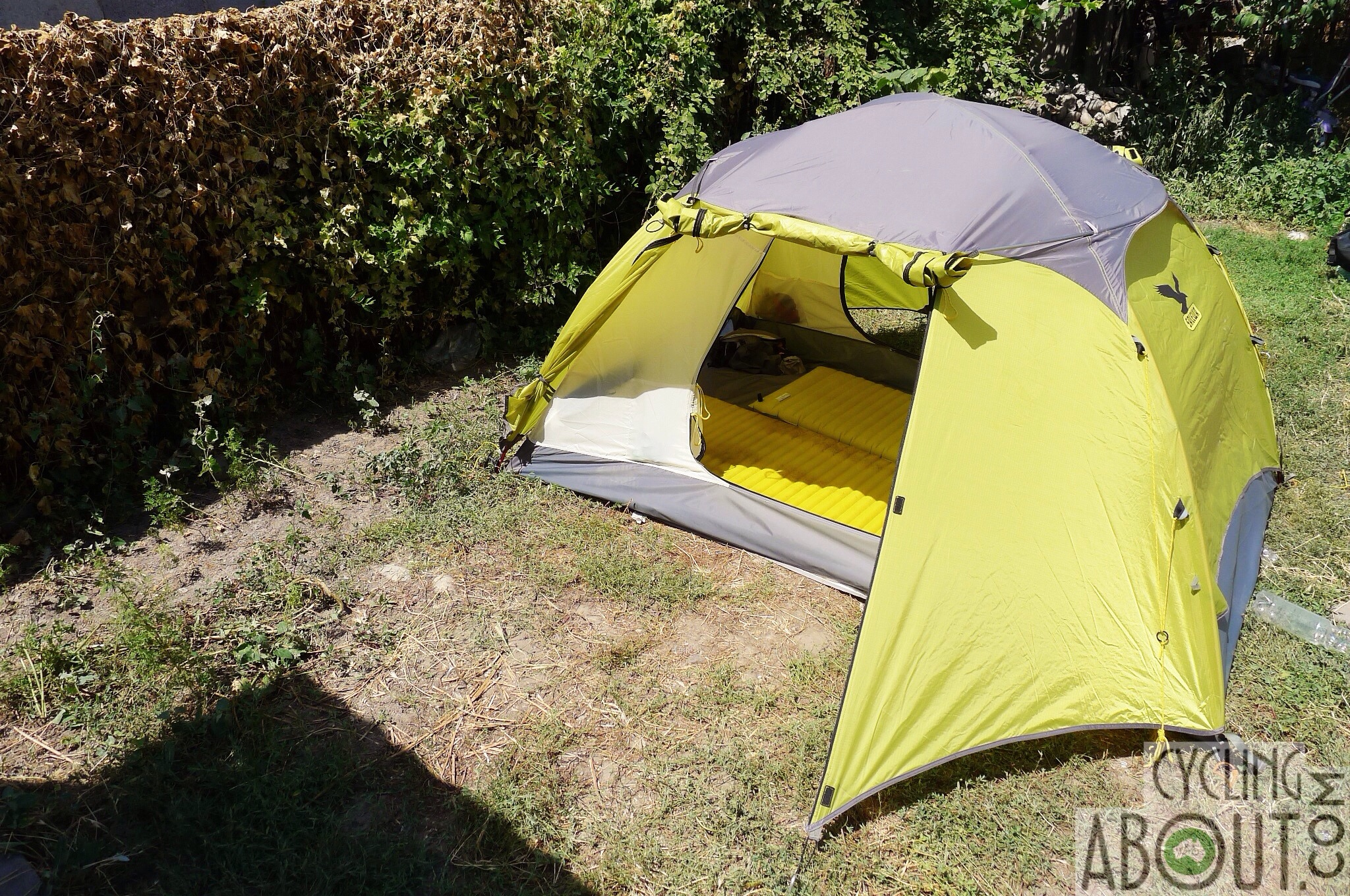 Salewa Sierra Leone Tent Review