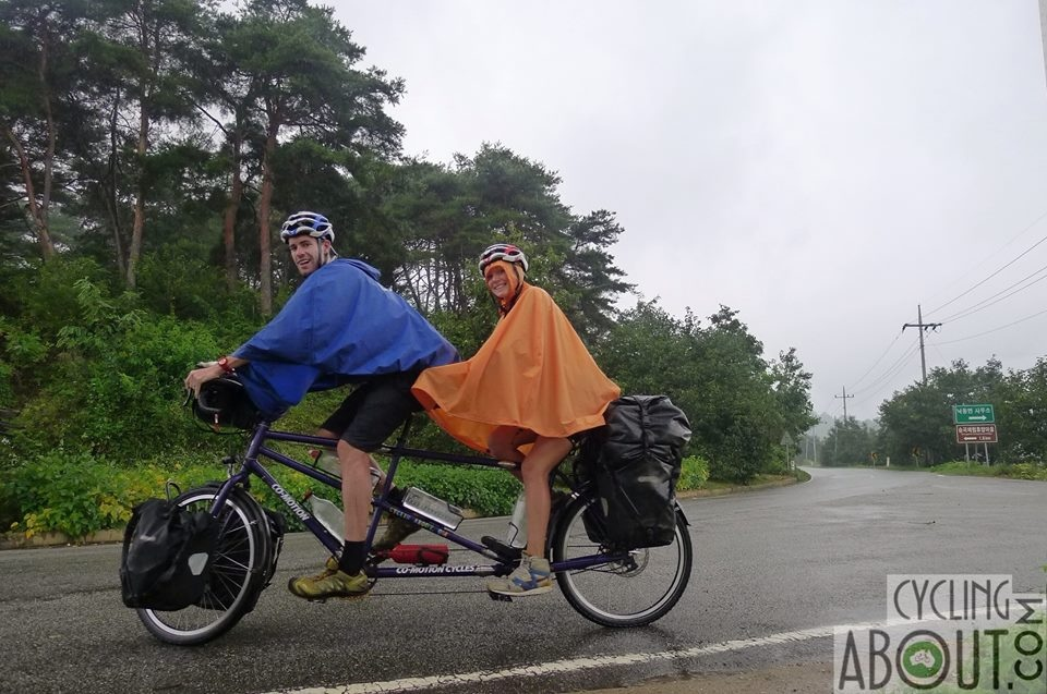 Bike Poncho Cape Question Bicycletouring