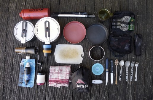 Our Complete Bicycle Touring Gear / Packing List