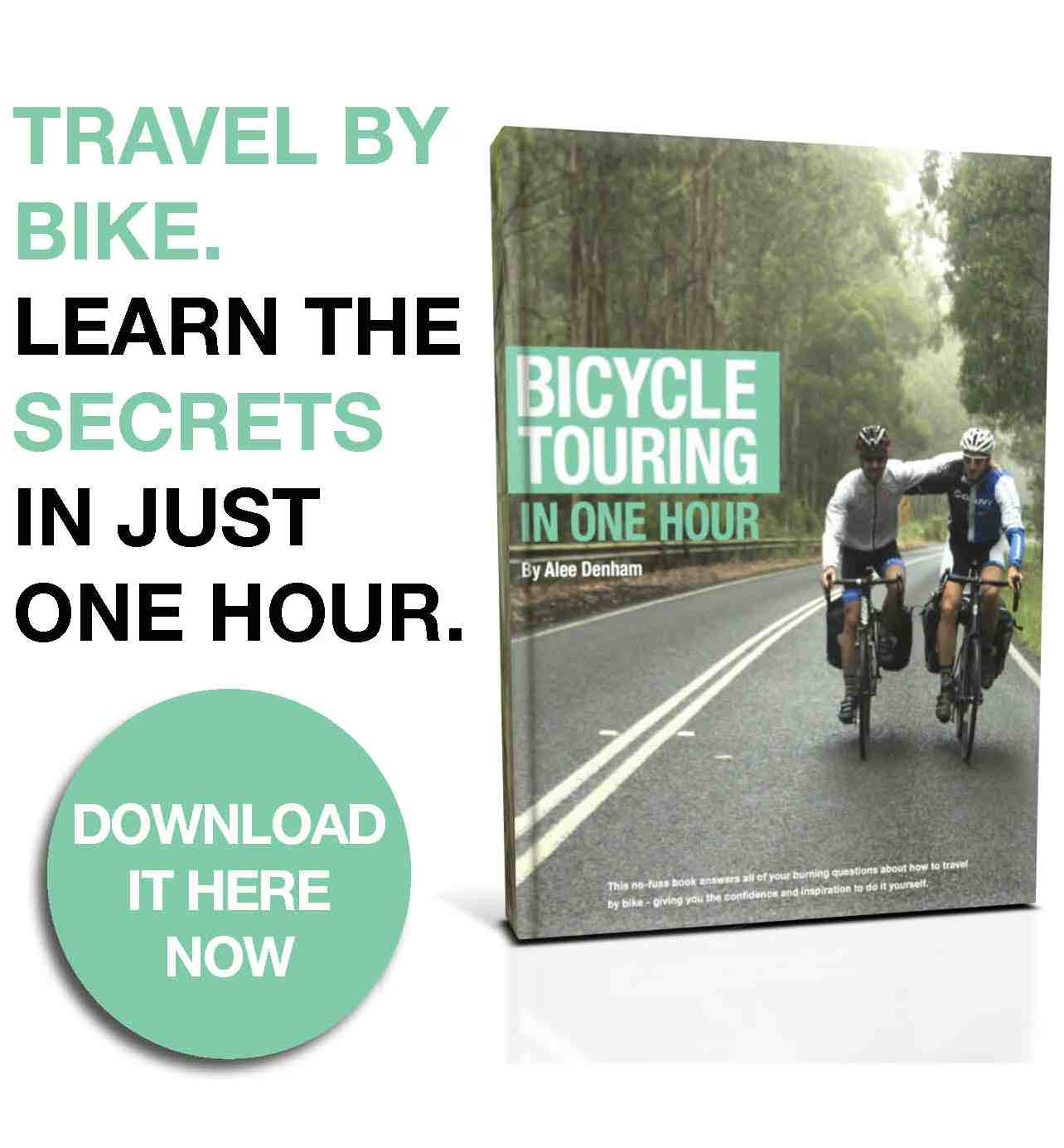 Bike Touring eBook