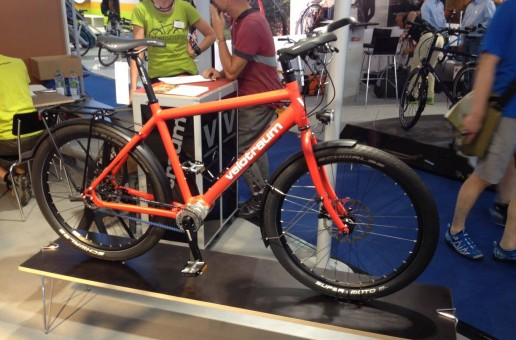 Eurobike 2015: Bicycle Touring Gallery