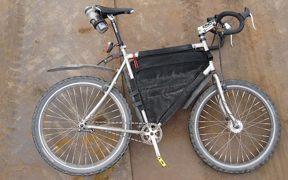 bike bag uk frame bag