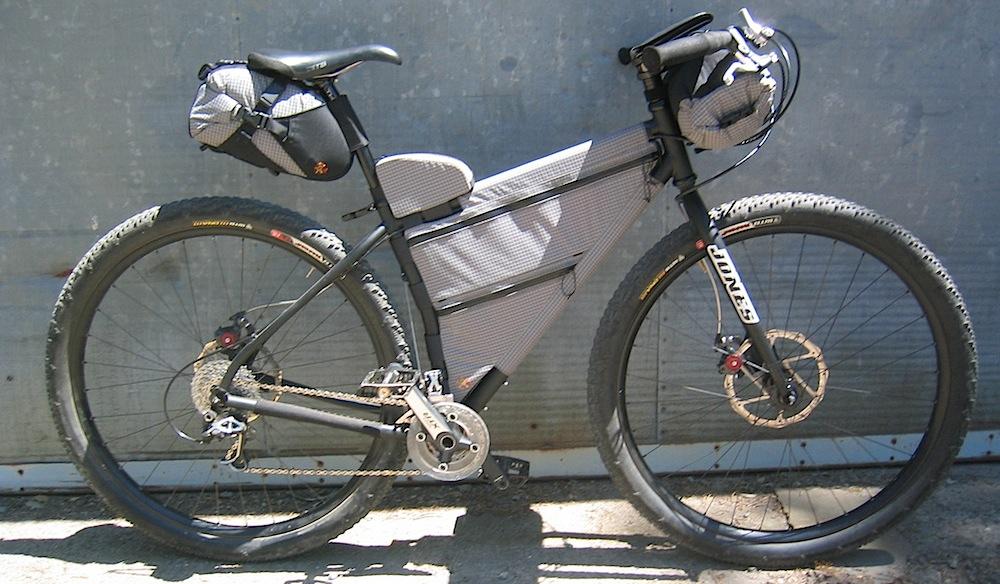 Carousel BikePacking Bags