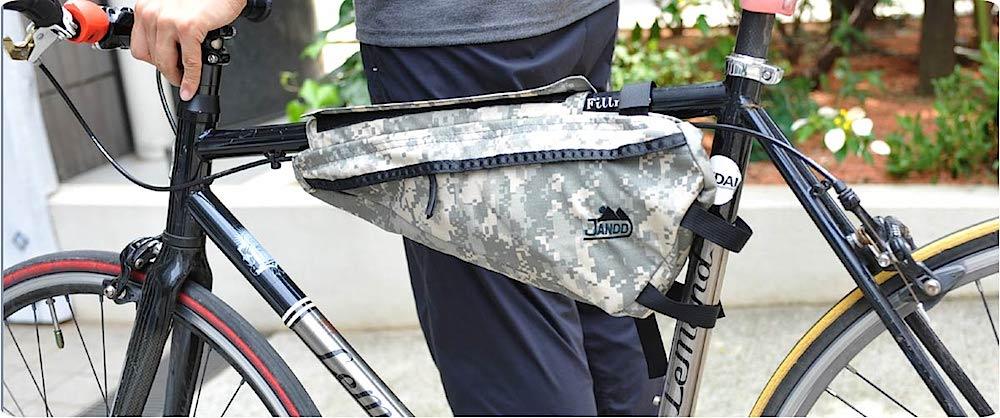 Jandd Frame Bag