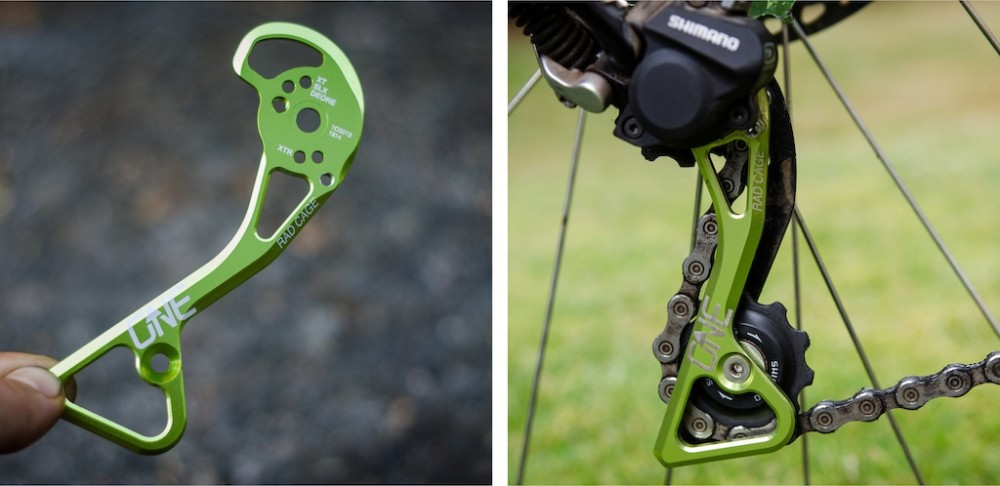 OneUp Rad Derailleur Cage Kit - Image/PinkBike.com