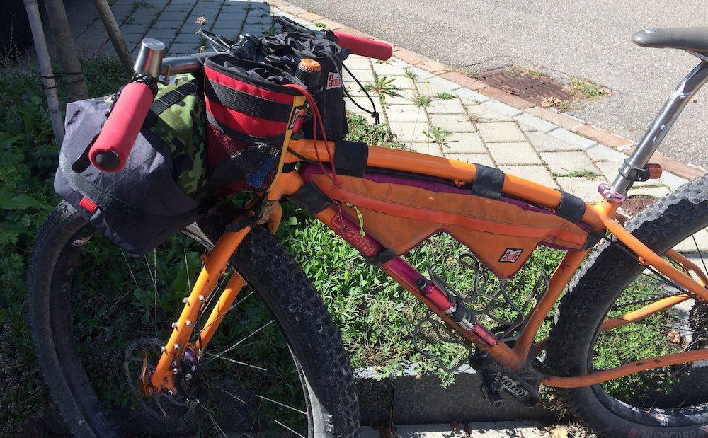 Spok Werks Bikepacking Bags