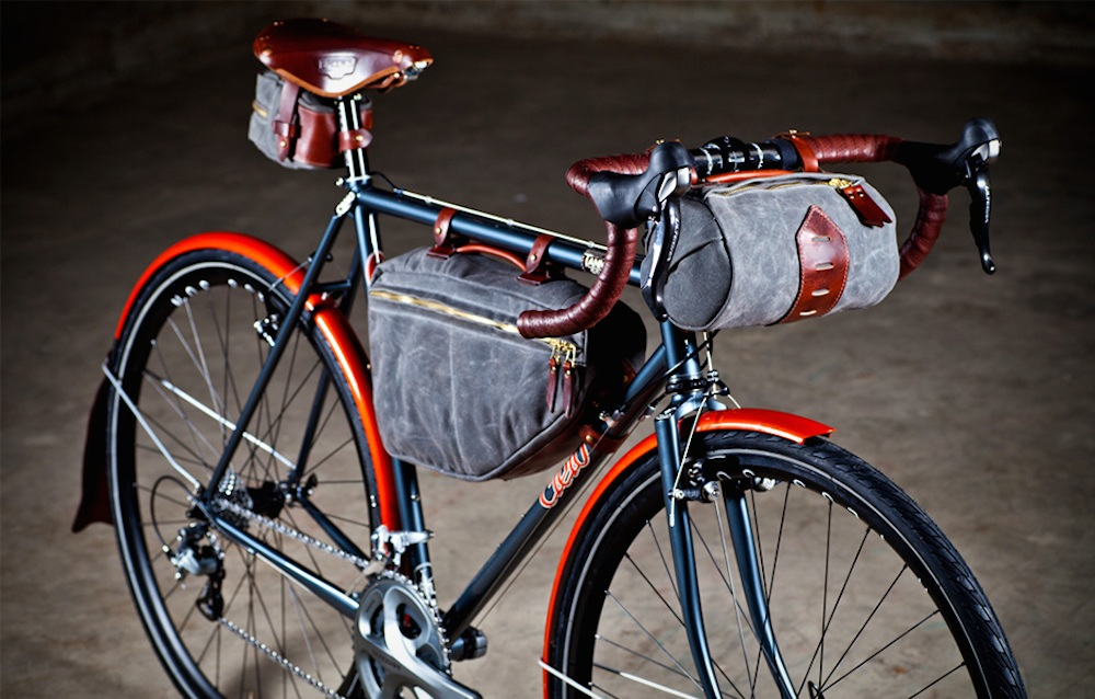 Tanner Goods BikePacking Bags