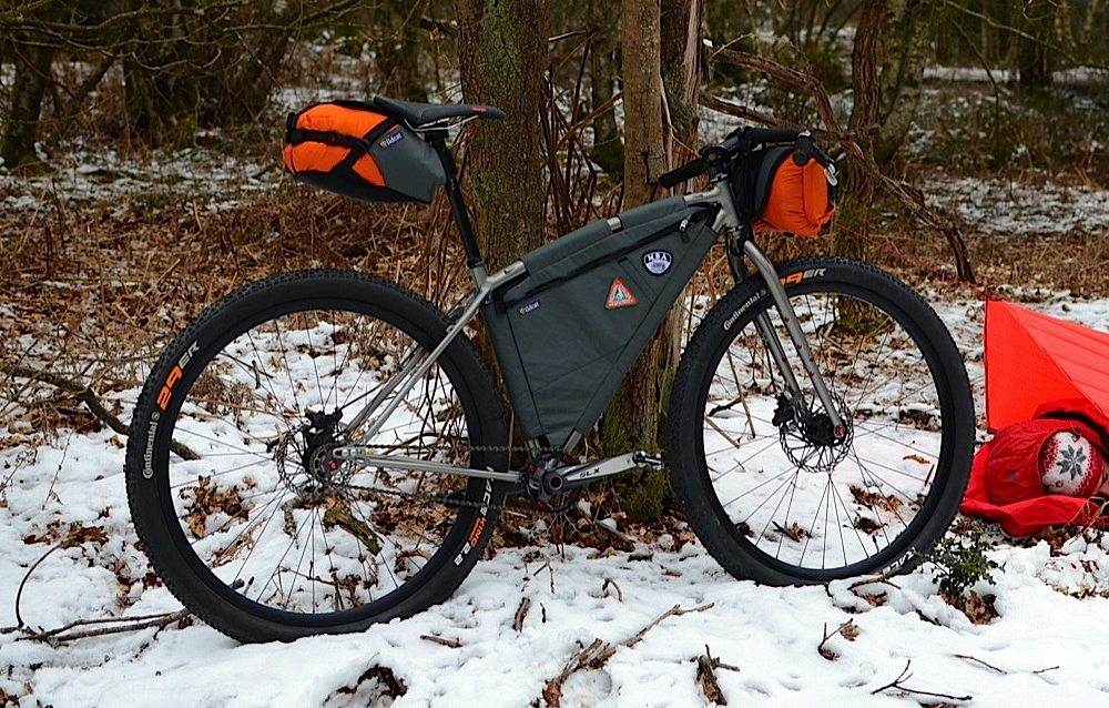 Wildcat Gear BikePacking Bags