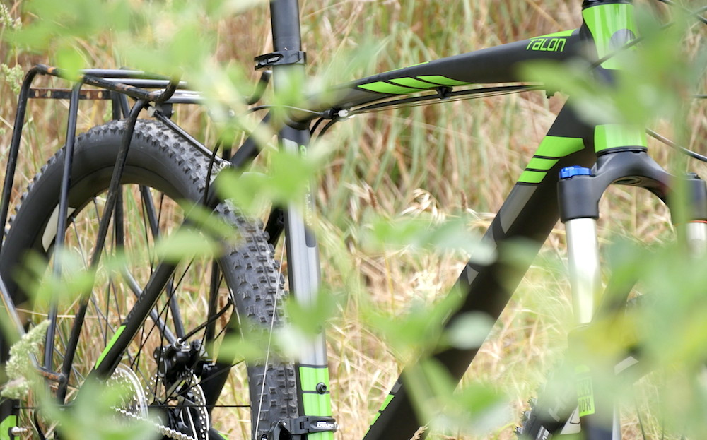 The retail price on the Talon is US $1399 - a bargain considering the quality of the components.