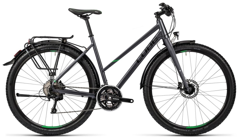 Cube Travel Womens Touring Bike