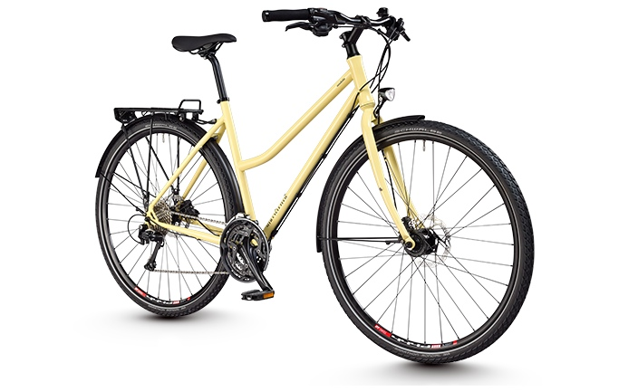 MTB Cycletech Andale Lady Touring Bike