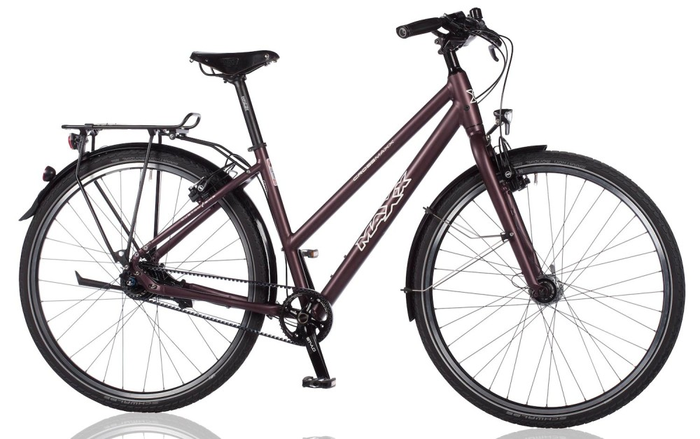 Maxx Crossmaxx Comfort Ladies Touring Bike