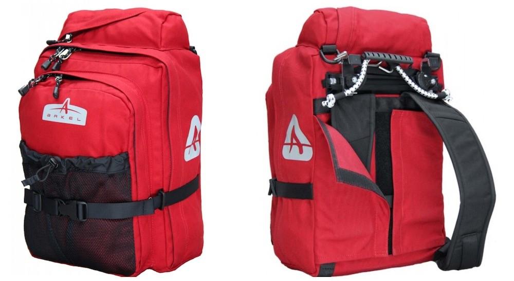 Arkel GT-18 BP Backpack Pannier