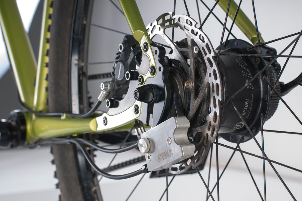 Gebla Rohbox Combine Road Or Mountain Shifters With