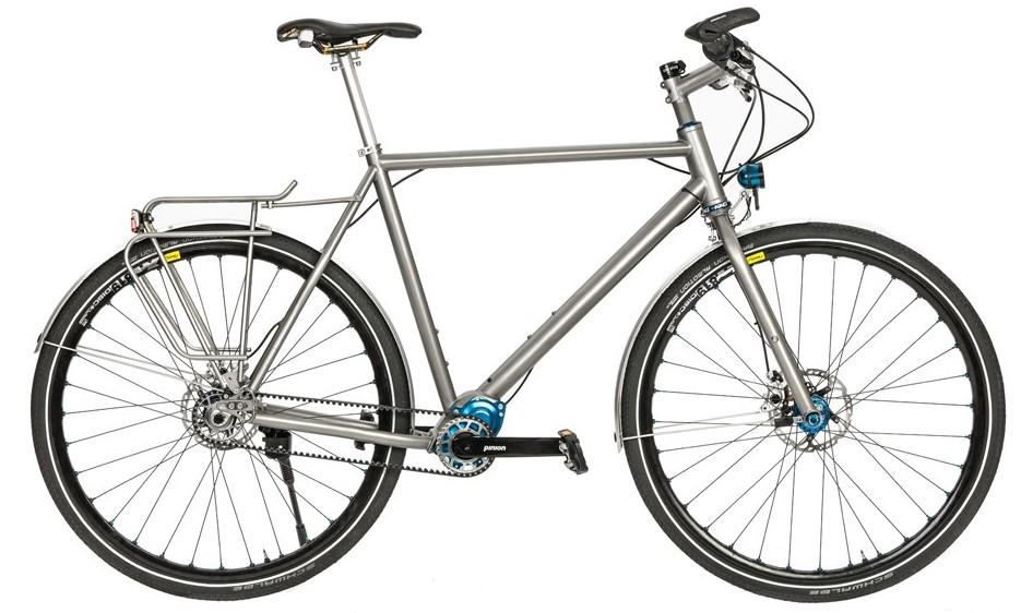 Kocmo Trekking R-5 Pinio Pinion Touring Bike