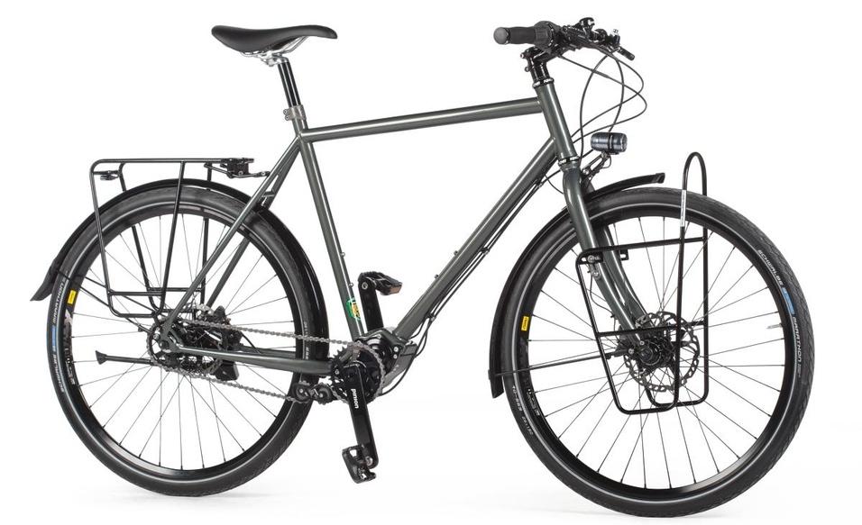 MTB Cycletech Papalagi P1