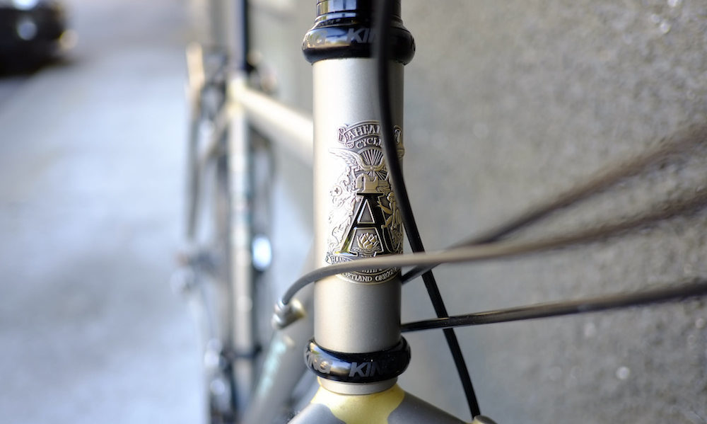 Bike Head Badge
