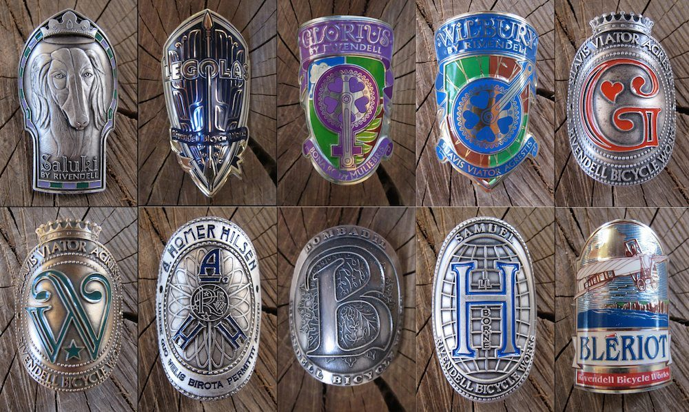 Rivendell HeadBadge