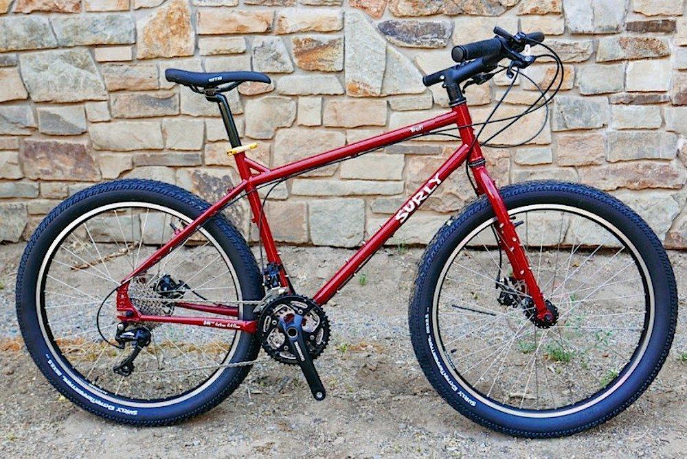 The New 2017 Surly Troll Offroad Touring Bike Cyclingabout