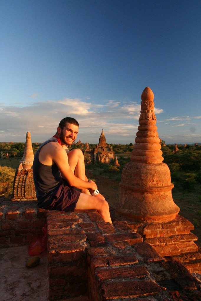 Bagan Bike Touring Pagodas