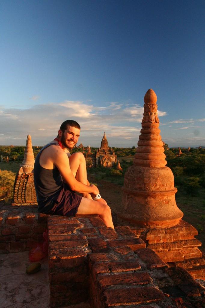 Bagan Bike Touring Pagodas