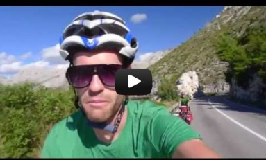 Video: Montenegro with Amelie and Gabe