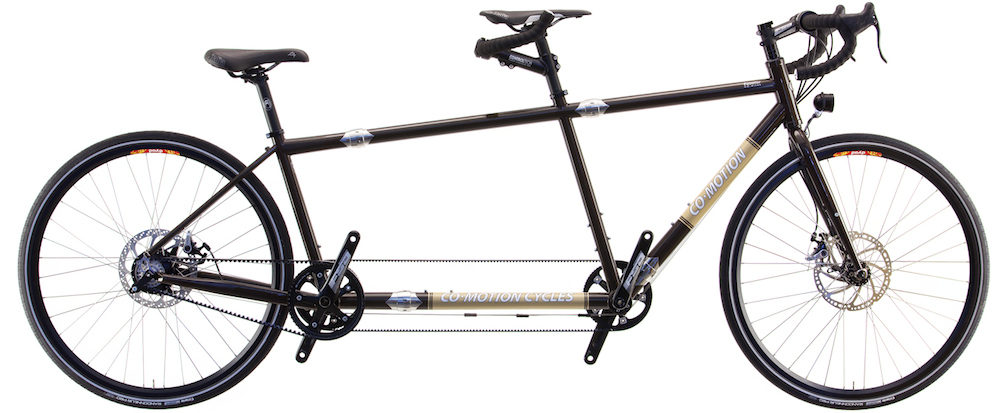 Co-Motion Rohloff Tandem