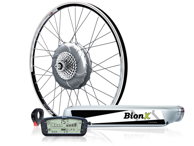 BionX SL Electric Bike Kit