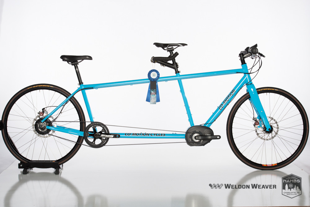 Co-Motion Electric Tandem