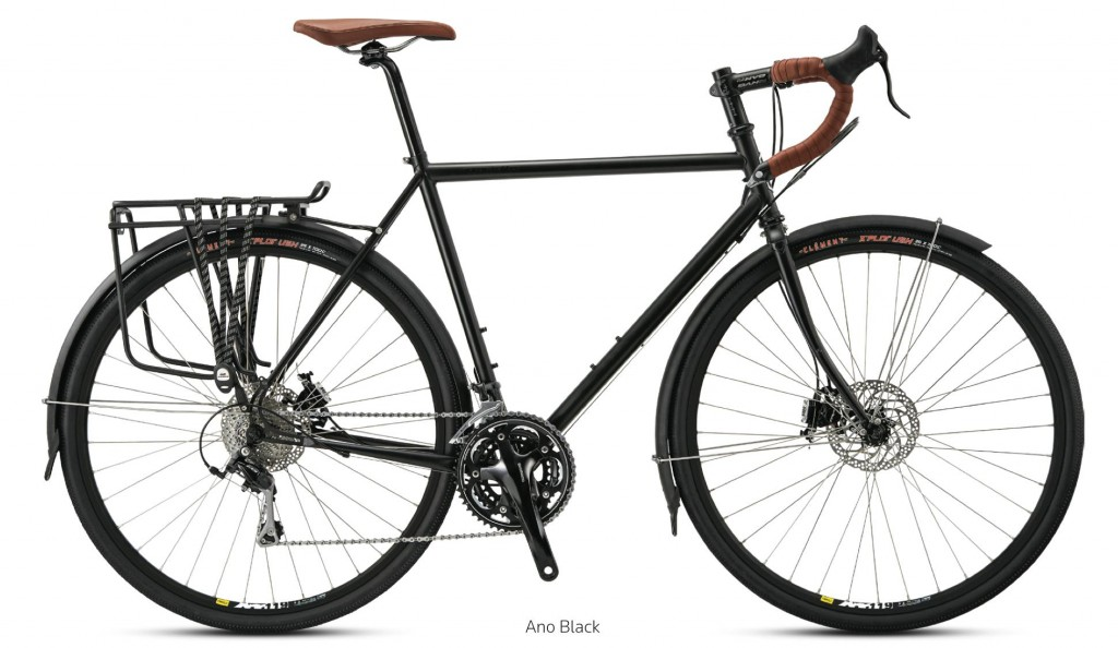 2016 Jamis Aurora Elite Touring Bike