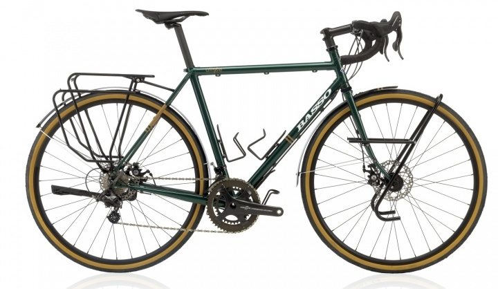 Basso Ulisse 2016 Touring Bike 1
