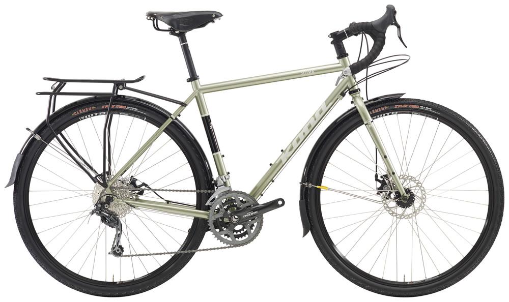 Rocky Mountain Touring Bike