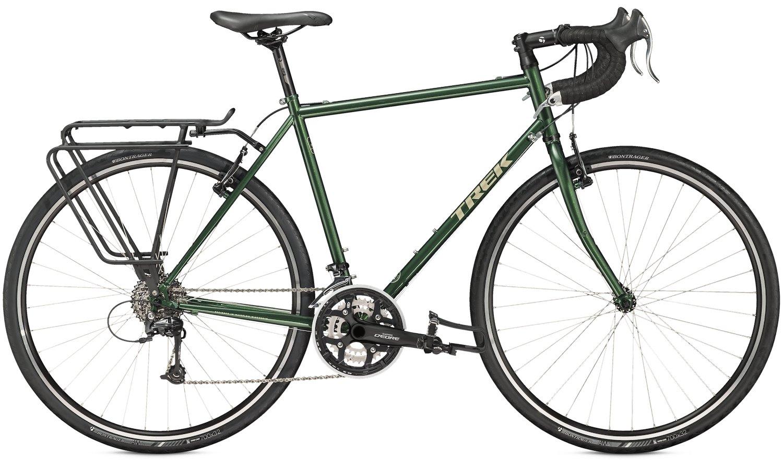 The New 2016 Trek 920, 720, 520 and Crossrip Touring Bikes ...