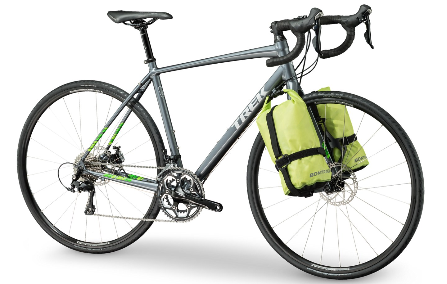 The New 2016 Trek 920 720 520 And Crossrip Touring Bikes