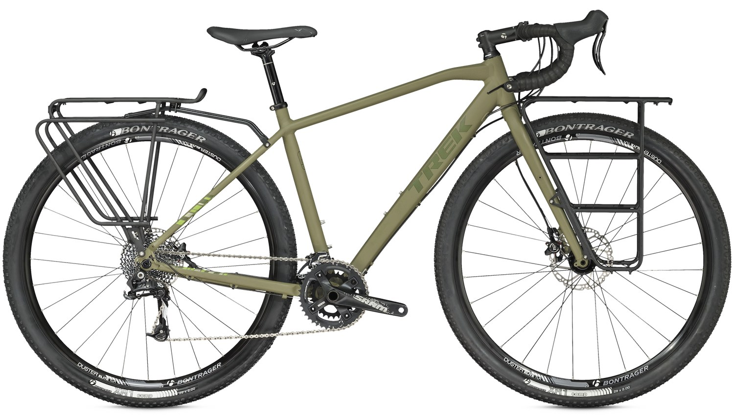 The New 2016 Trek 920, 720, 520 and Crossrip Touring Bikes ...
