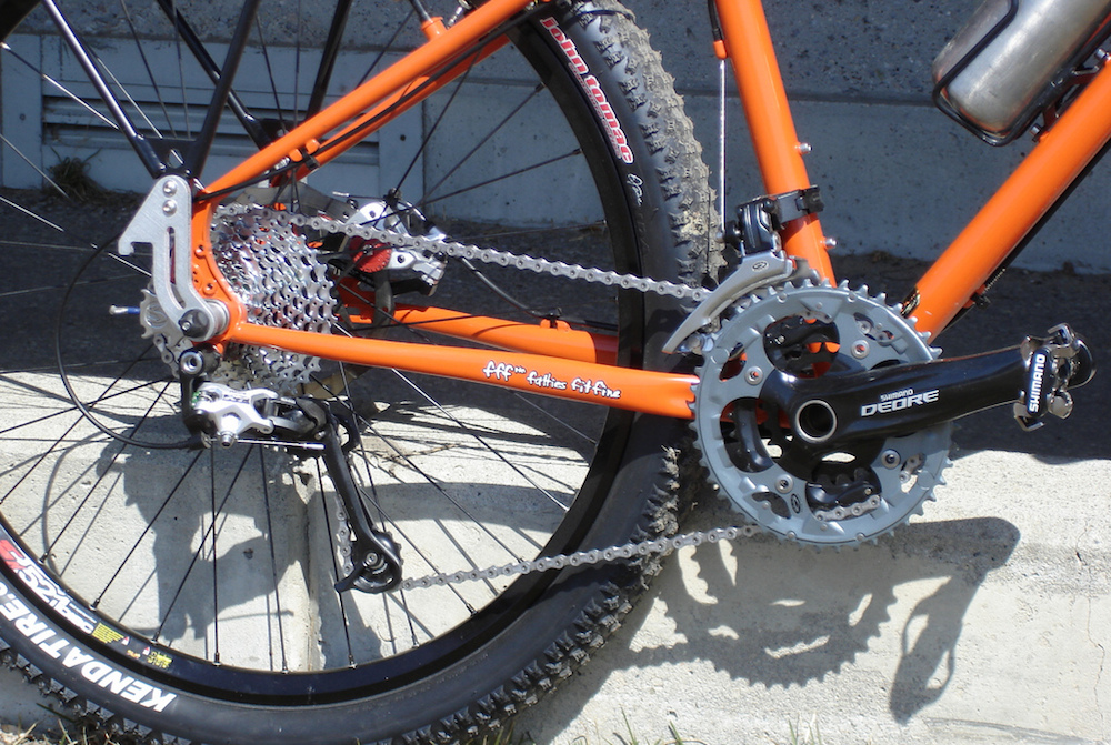 Using 9-speed STI shifters with MTB Derailleurs - SaddleUpBike
