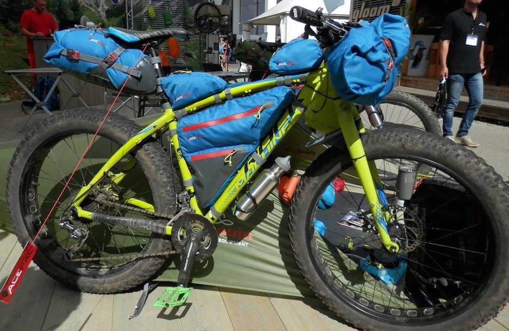 AcePac BikePacking Bags