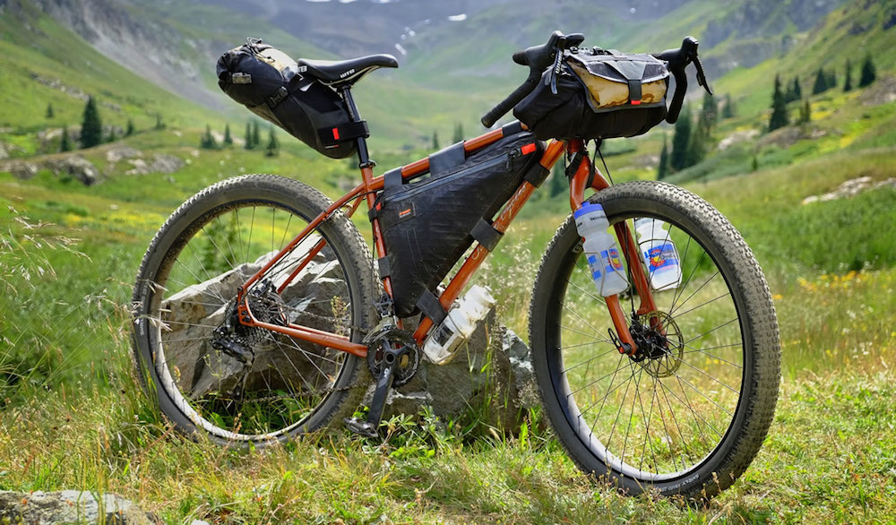 BedRock BikePacking Bags - BikePacking.com