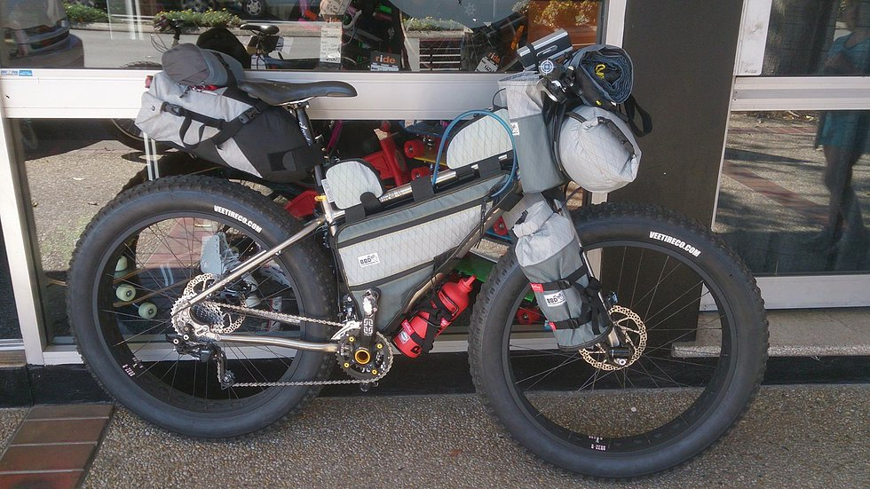 A Complete List Of Bikepacking Bag And Frame Bag