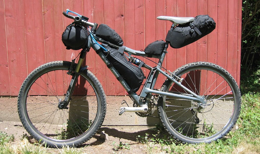 Boulder Bikepacking Bags