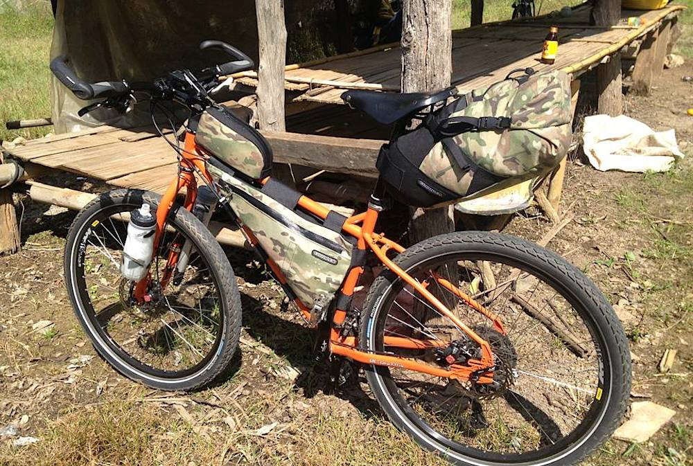 Conquer BikePacking Bags
