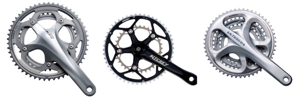 Different Types of Road Crankset