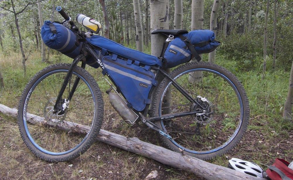 UralTour BikePacking Bags