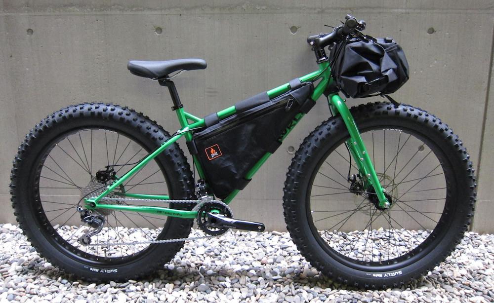 Wanderlust BikePacking Bags