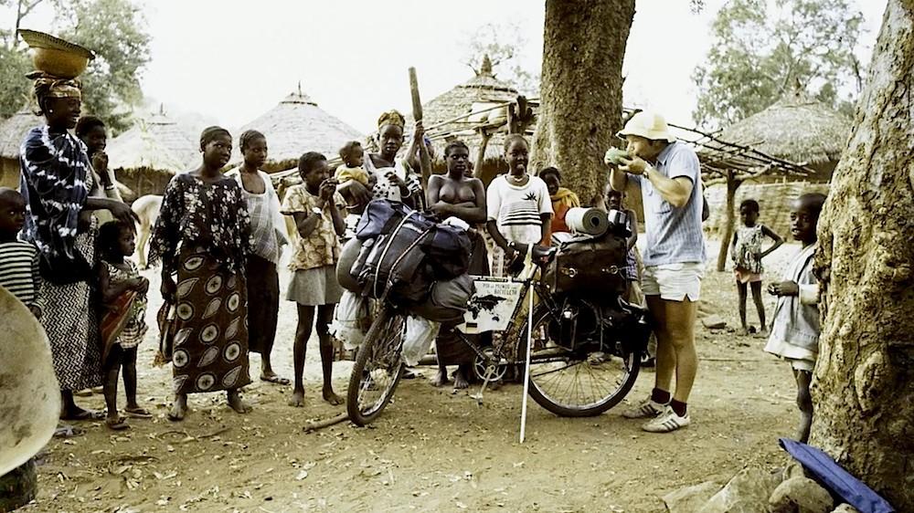 Heinz Stucke Africa