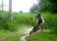 #BaliByBike 2: Shredding the Rice Paddy Fields Video