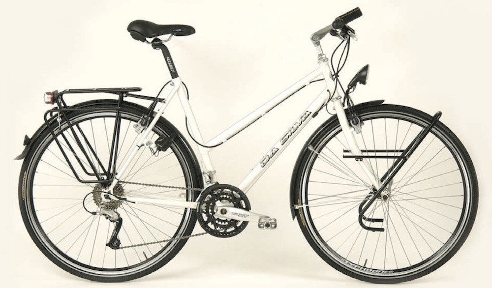 Da Silva ST-80 Womens Touring Bike