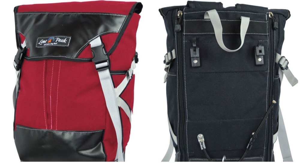 Lone Peak Glacier Peak Backpack Pannier