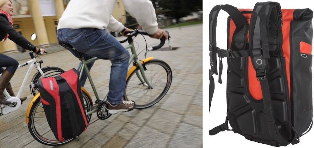 Ortlieb Vario Backpack Pannier